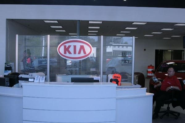 Central kia of norwood norwood ma yelp for Central motors norwood ma