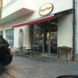 Café Magnifique Baguetterie, Berlin