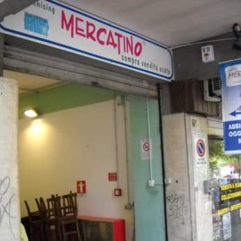 Il mercatino dell usato negozi di usato san giovanni for Mercatini usato roma