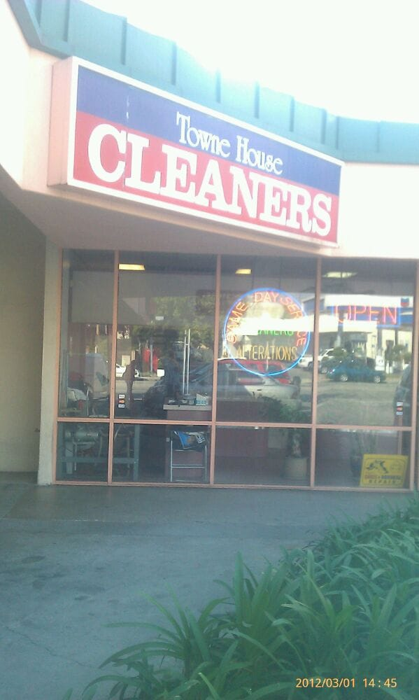 towne house cleaners dry cleaning laundry services