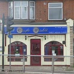 Cafe Balti, Hornchurch, Essex