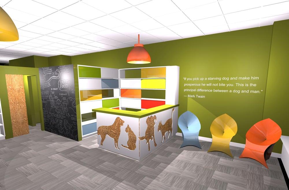 Animal Clinic Of Lic Interior Design Nyc Astoria Quba Design Yelp