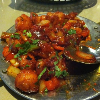 Mantra indian cuisine cauliflower manchurian is the best - Mantra indian cuisine ...