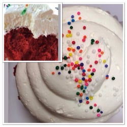 Patty's Cakes and Desserts - Red velvet with cream cheese moose - Fullerton, CA, United States
