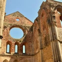 Abbazia di San Galgano, Monticiano, Roma