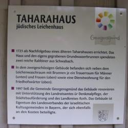 Jüdischer Friedhof, Georgensgmünd, Bayern, Germany