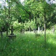 Alter Friedhof, Freiburg, Baden-Württemberg