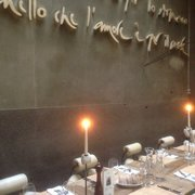 Restaurant Acqua, Basel, Switzerland