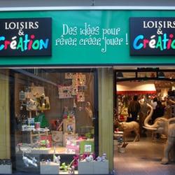 Loisirs cr ation boulogne billancourt hauts de seine - Magasins creation et loisirs ...