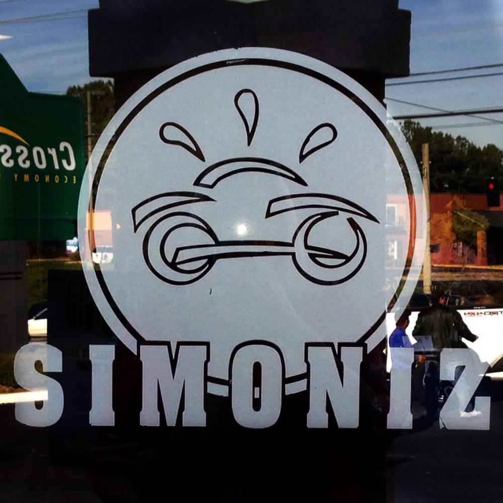 Simoniz Car Wash Norcross Ga