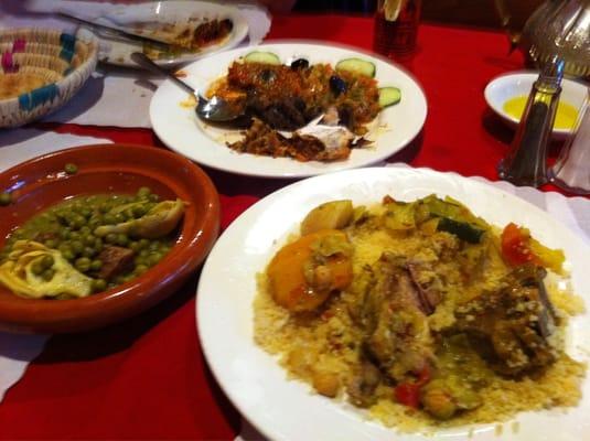 Tajine moroccan restaurant gesloten marokkaans nob for Aicha moroccan cuisine san francisco