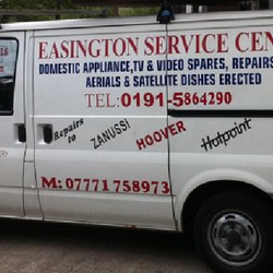 Easington Service Centre, Peterlee, Durham