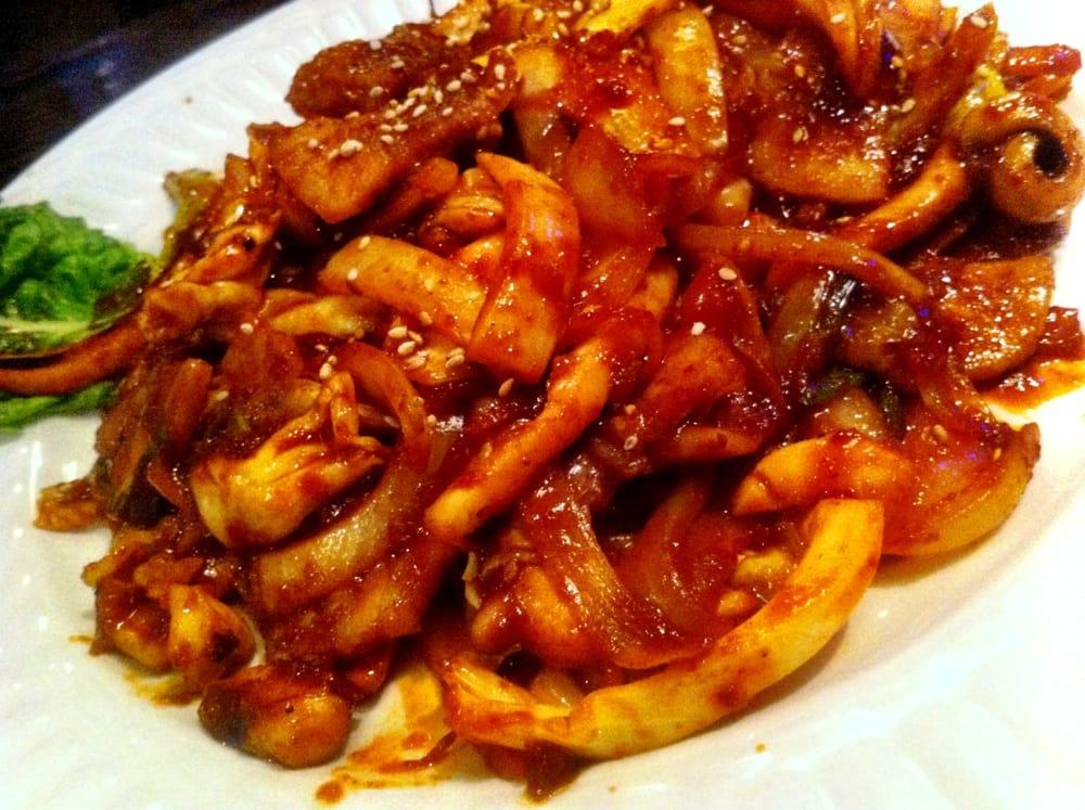 Darak chiuso 11 foto cucina coreana garden grove for Cucina coreana