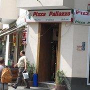 Pizza Pallazzo, Berlim, Berlin, Germany