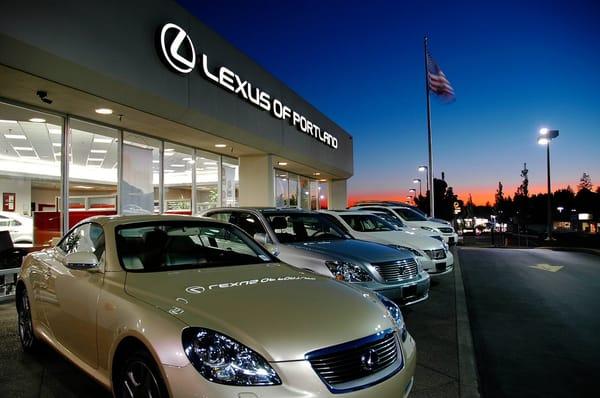 Best Bmw Dealer Portland >> Kuni Lexus Of Portland   Autos Post