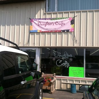 Daughter s crafts arts crafts 740 w broadway idaho for Local arts and crafts stores