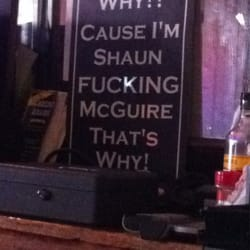 McGuire's on Main - Now that's class for ya... - Cold Spring, NY, Vereinigte Staaten