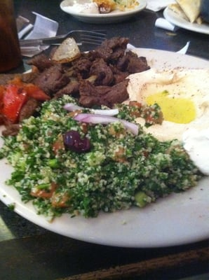 Lebanon S Cafe  S Carrollton Ave New Orleans