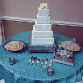 Beyond Cakes - My wedding cake. The cake was delicious! - Elk Grove ...