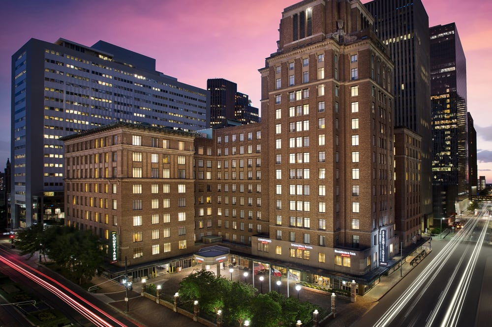 Find Marriott Hotels Near Me