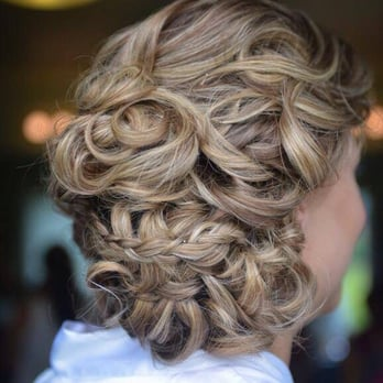 Blossom & Beauty - Portland, OR, United States. Wedding hair by ...