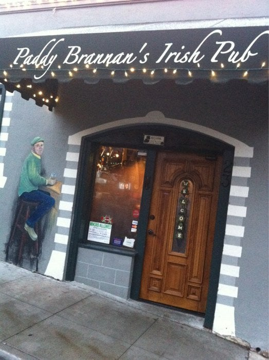 Paddy Brannan's Irish Pub - Ashland, OR, États-Unis