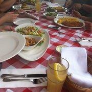 Die Festmahl-Tafel :)