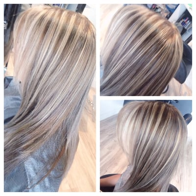 Ash Blonde Highlights Blonde Hair It Pinterest Pictures to pin on ...