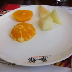Obst zur Überbrückung Sesambajjen sind…