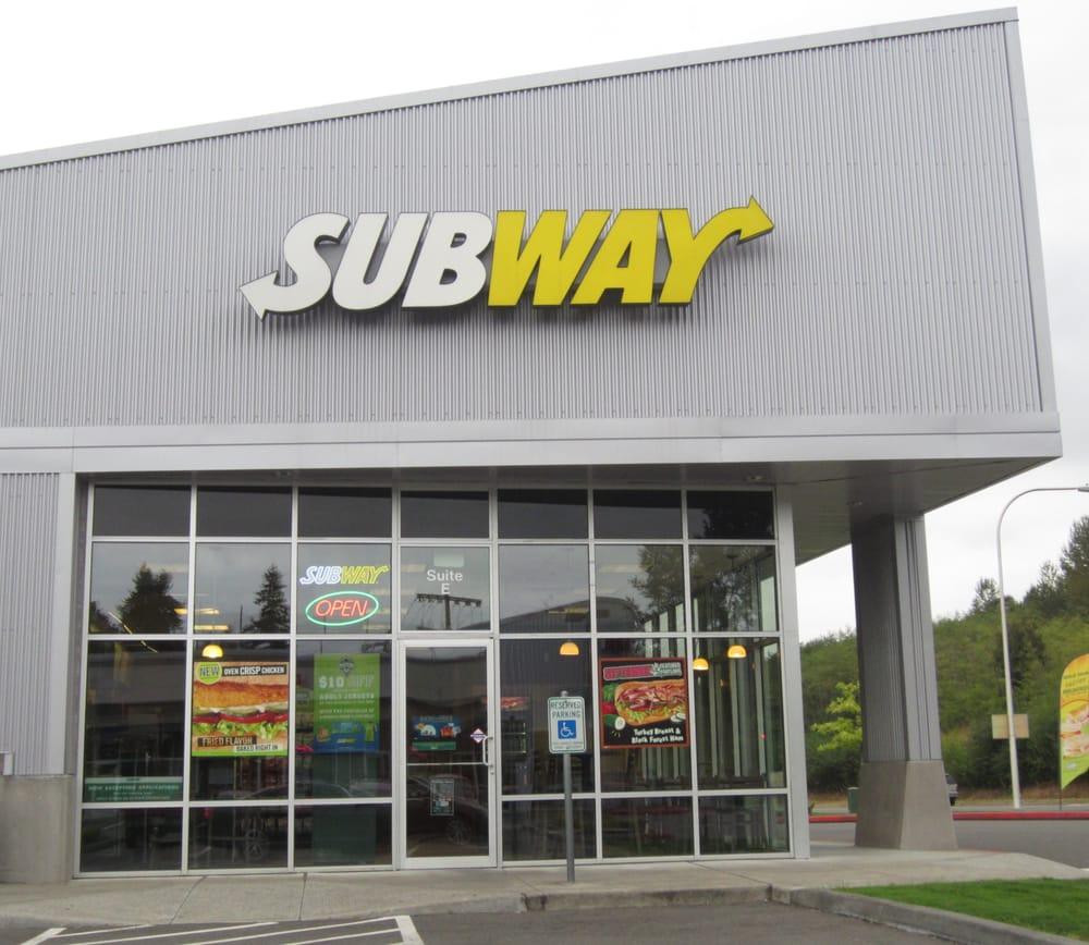 Fast Food Everett Wa