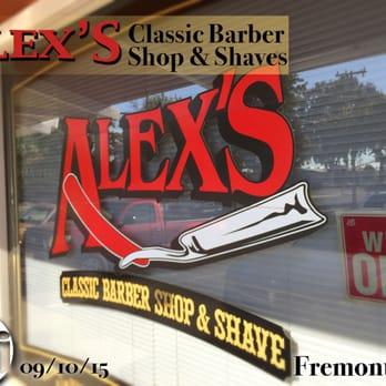 ... Shop & Shaves - Fremont, CA, United States. Alexs Classic Barber...