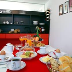 """Küche im Appartement """"Thierberg"""""""