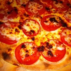 Pizza Frischen Tomaten