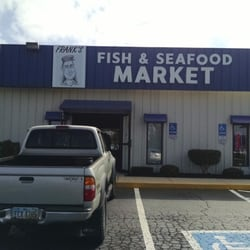 Frank s fish seafood market seafood markets columbus for Fish market columbus ohio