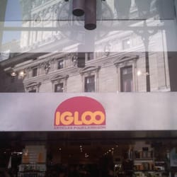 Igloo d coration d int rieur vaugirard grenelle for Interieur igloo