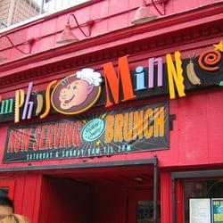 Memphis Minnie's - sign - San Francisco, CA, Vereinigte Staaten
