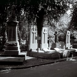 City Of London Cemetery & Crematorium, London