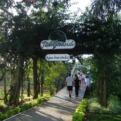 Parque da Ilha Grande, Guararema - SP