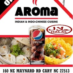403 forbidden for Aroma indian cuisine menu