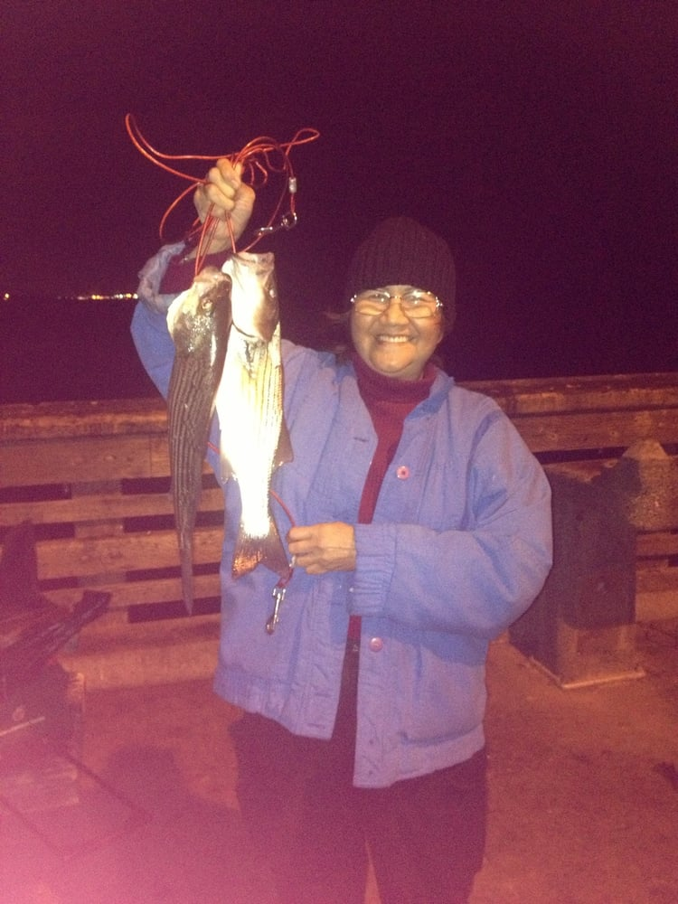 Yoly v of pittsburg caught 2 keepers in one hour on 10 for Antioch fishing report