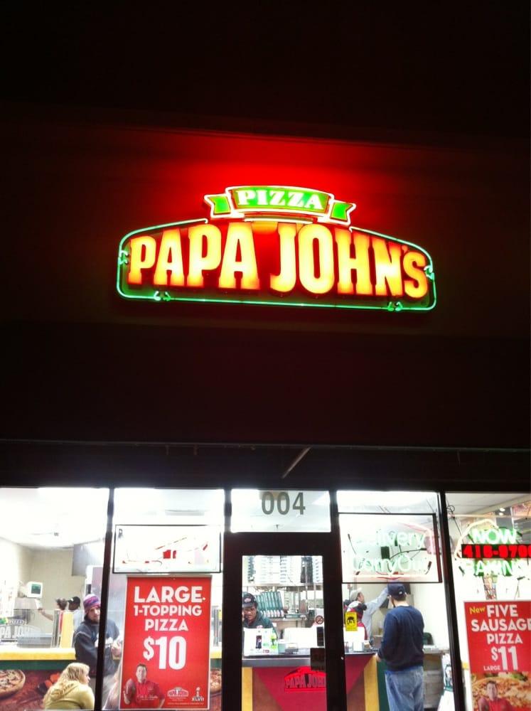 Papa John S Pizza Virginia Beach Va