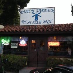 Dutch Garden Restaurant German Santa Barbara Ca Yelp