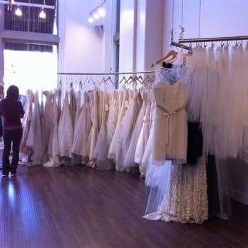 Kinsley james couture bridal walnut creek ca yelp for Wedding dresses walnut creek ca