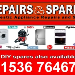 Repairs & Spares, Corby, Northamptonshire
