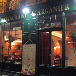 L'Arganier, Paris, France
