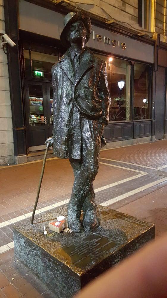 James Joyce yelp