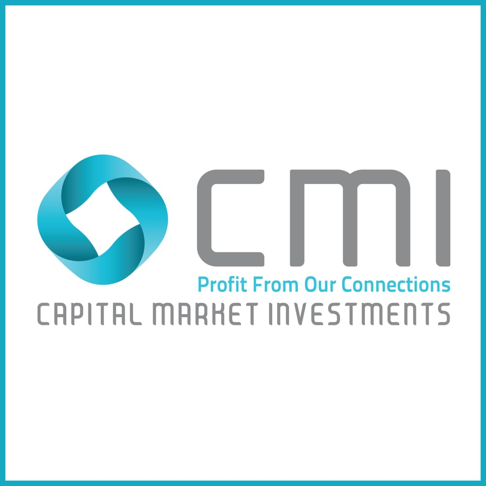 Capital Market Logo Capital Market Investments Group Capital Market Investment Group Logo