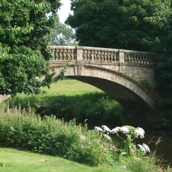 Bridge over the river, Pollok Park
