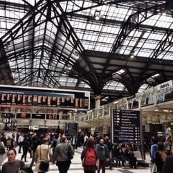 Liverpool Street Station, London, UK