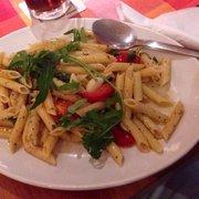 Rigatoni aglio e olio (groß)